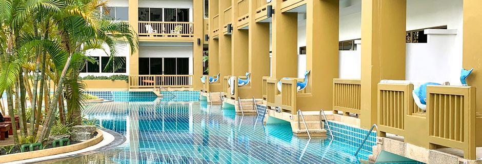 Kata Sea Breeze Resort – vinter